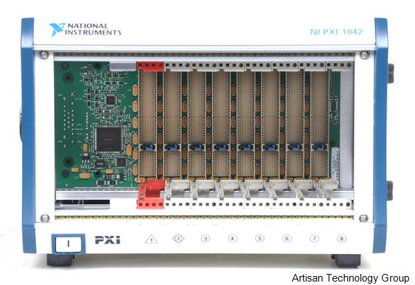 National Instruments PXI-1042 8-Slot 3U PXI Chassis