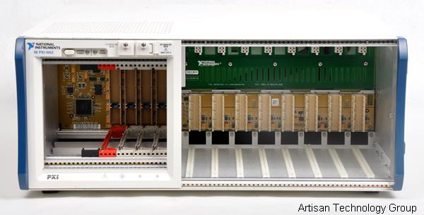 National Instruments PXI-1052 4-Slot PXI Chassis With 8-Slots for SCXI