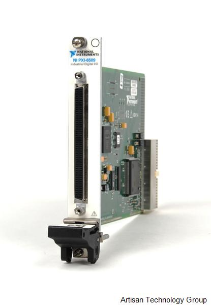 National Instruments PXI-6509 96-Channel Digital I/O Interface Module