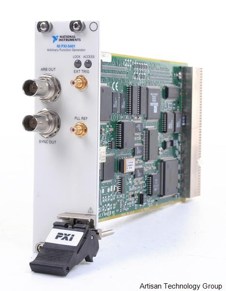 National Instruments PXI-5401 16 MHz Function Generator for PXI
