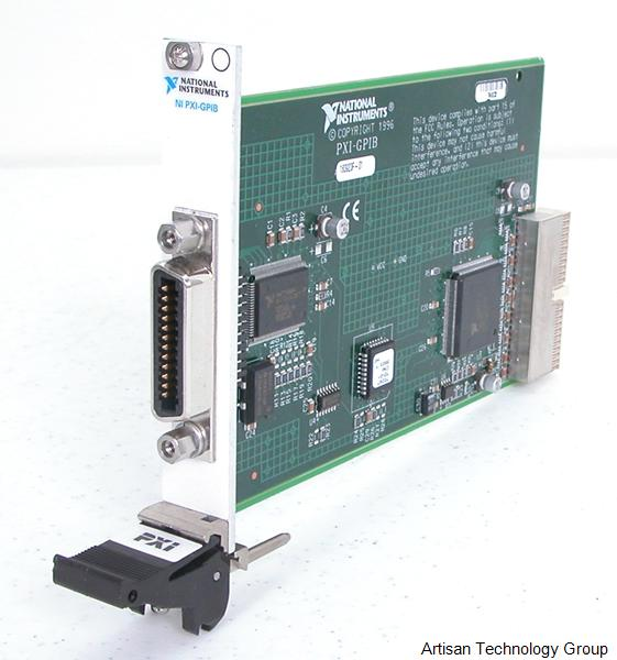 National Instruments PXI-GPIB High-Performance GPIB Controller