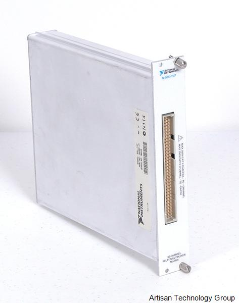 National Instruments SCXI-1127 High-Voltage Electromechanical Relay Multiplexer