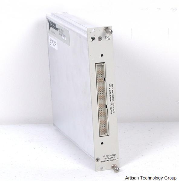 National Instruments SCXI-1163 32-Channel Optically Isolated TTL/CMOS Digital Input