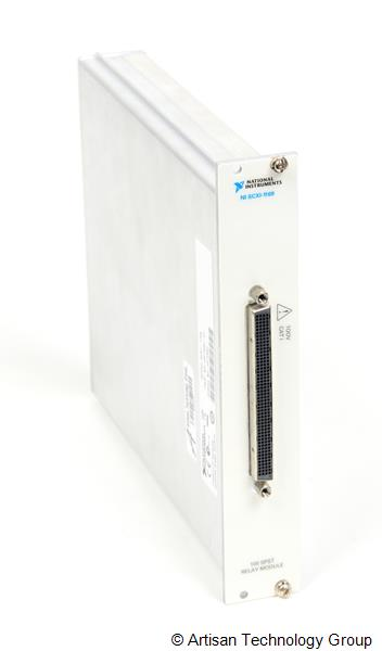 National Instruments SCXI-1169 100-Channel SPST (Form A) Relay