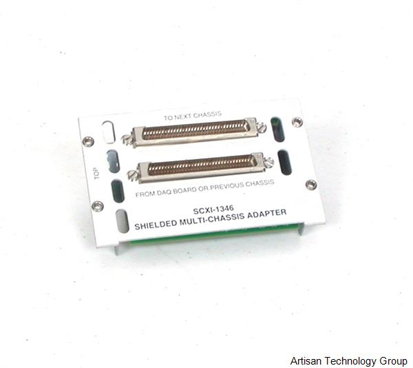 National Instruments SCXI-1346 Multi-chassis Adapter
