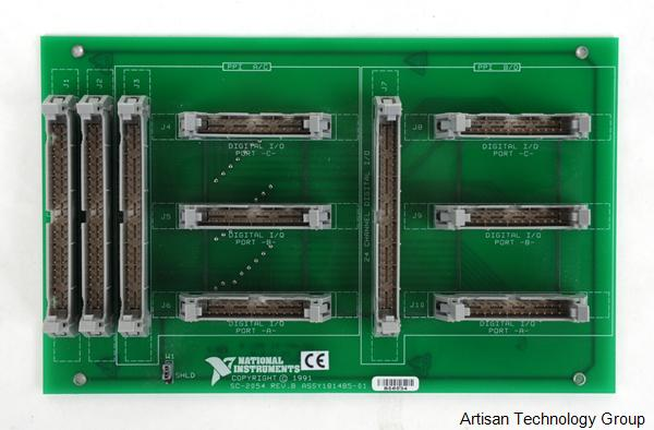 National Instruments SC-205x Series Cable Adapters for Signal Conditioning