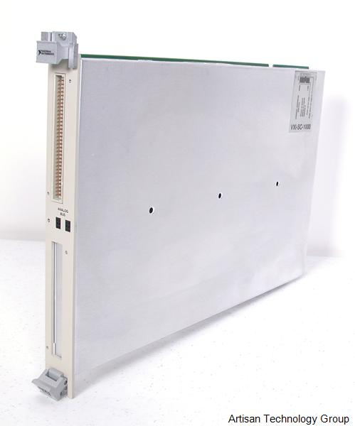 National Instruments VXI-SC-1000 Carrier Module w/ VXI-SC-1102