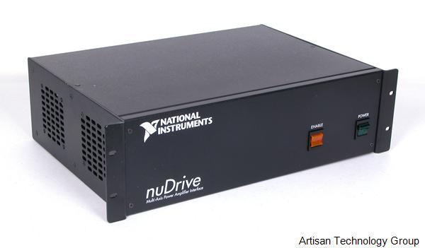 National Instruments / nuLogic 2CF-001 nuDrive Power Amplifier