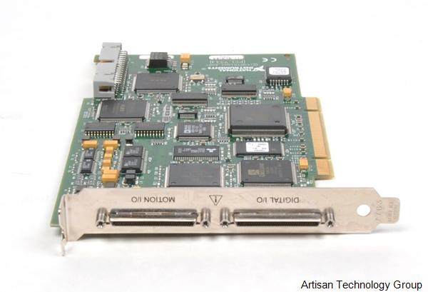 National Instruments PCI-7342 / PCI-7344 Stepper/Servo Controller Cards