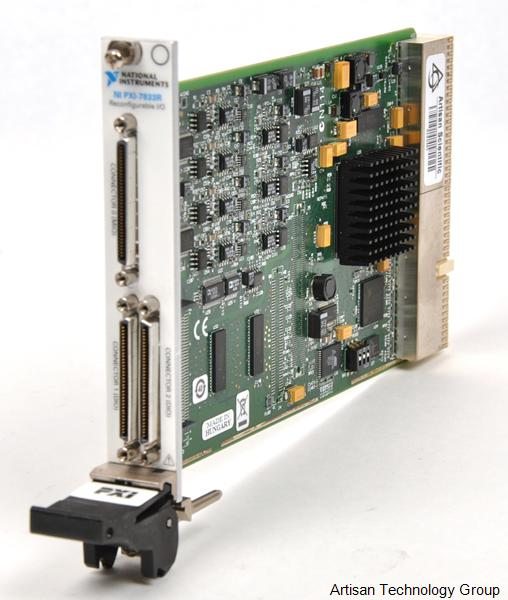 National Instruments PXI-7833R R Series Multifunction RIO with Virtex-II 3M Gate FPGA