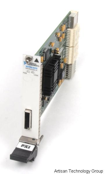 National Instruments PXIe-8370 x4 MXI-Express Controller