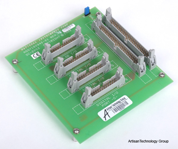 National Instruments SC-2053 Cable Adapter