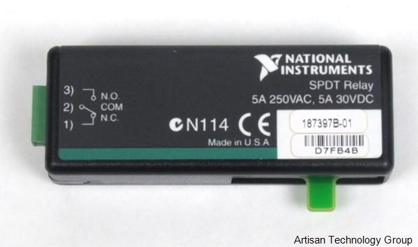 National Instruments SCC-RLY01 1-Channel Relay Module