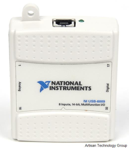 National Instruments USB-6009 14-Bit Multifunction DAQ USB Device