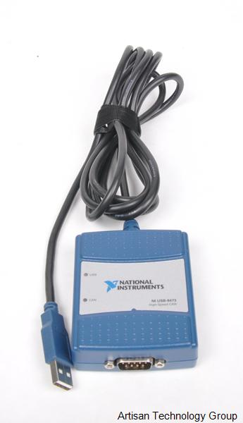 National Instruments USB-8473 1-Port USB CAN Interface