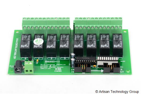 National Control Devices ProXR Series RS-232 E3C Networkable Relay Controllers