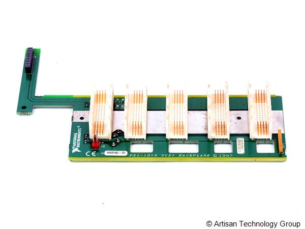 National Instruments 184316C-01 Backplane Board