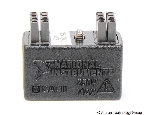 National Instruments 185436A-01 8-Position High Voltage Analog Bus (HVAB) Backplane Adapter