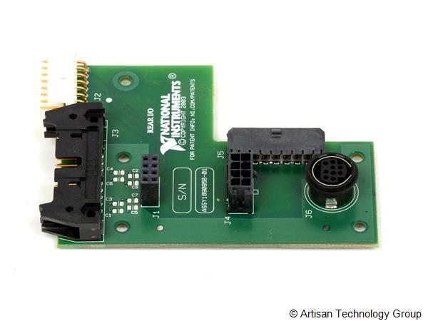 National Instruments 189095B-01 Rear I/O Card