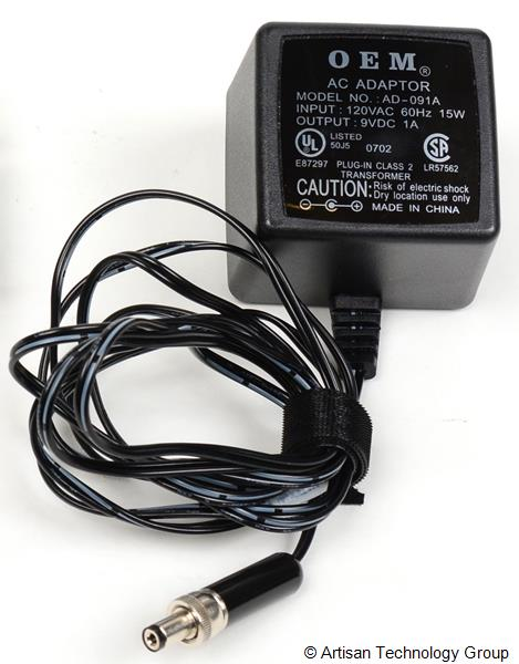 National Instruments 9 VDC Power Adapter