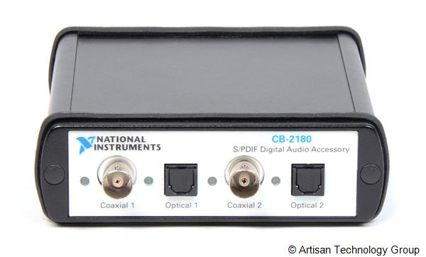 National Instruments CB-2180 FLEXSPDIF Digital Audio Accessory