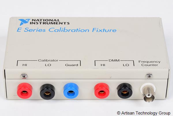 National Instruments 184639-01 E Series Calibration Fixture