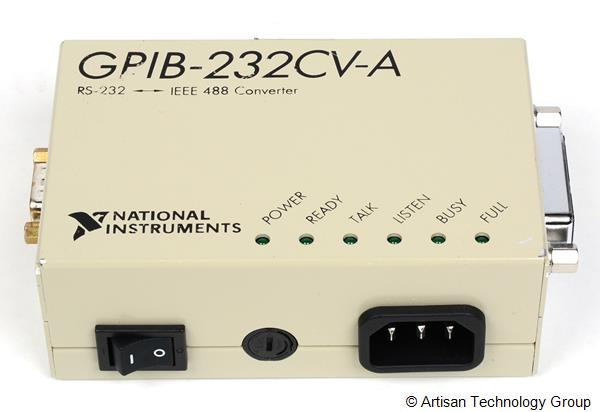 National Instruments GPIB-232CV-A IEEE 488 Converter (AC Input Voltage)