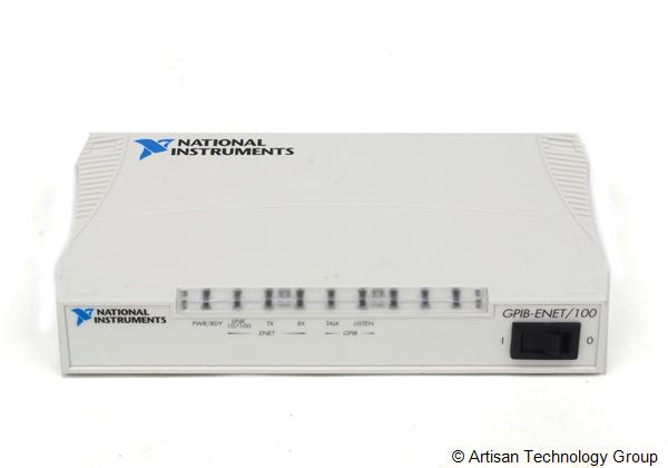 National Instruments GPIB-ENET/100 Ethernet GPIB Controller (10/100 Mb/s)