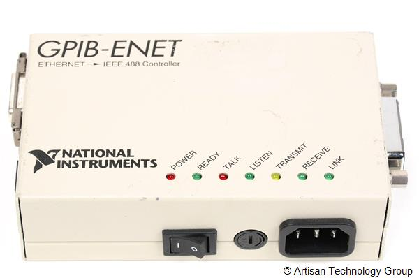 National Instruments GPIB-ENET Ethernet GPIB Controller (10 Mb/s)