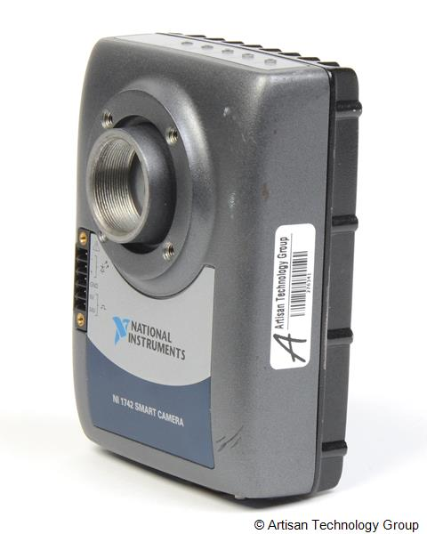 National Instruments NI-17xx Series Cameras for Embedded Vision