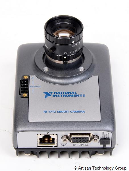 National Instruments NI-1712 Value Smart Camera for Embedded Vision