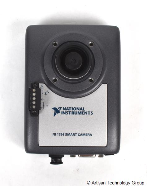 National Instruments NI-1754 Smart Cameras for Embedded Vision