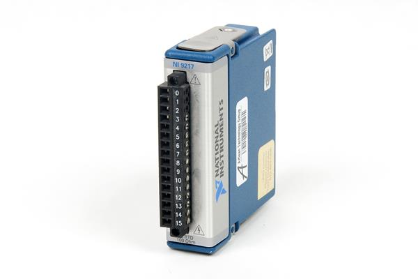 National Instruments NI 9217 4-Channel 24-Bit C Series Module