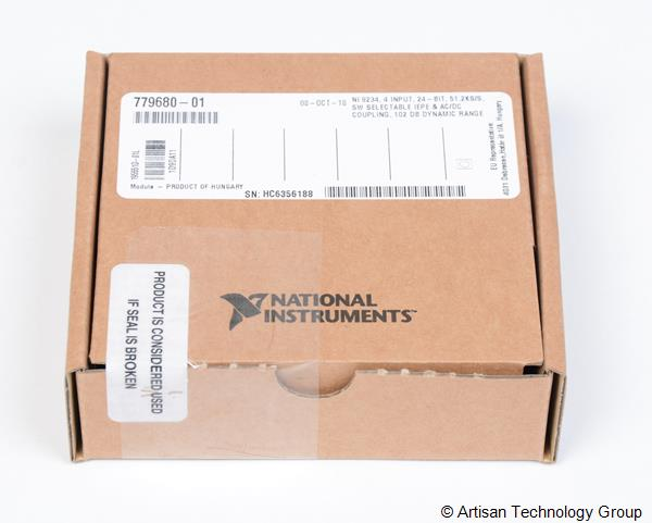 National Instruments NI 9234 4-Channel 24-Bit IEPE
