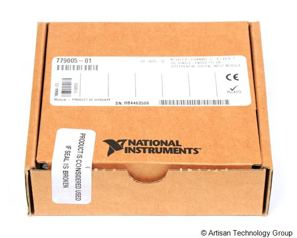 National Instruments NI 9411 / cRIO-9411 6-Channel C-Series Digital Input Module