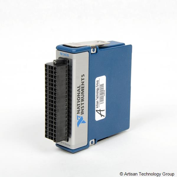 National Instruments NI 9476 32-Channel Sourcing Digital Output Module (Spring Terminal)