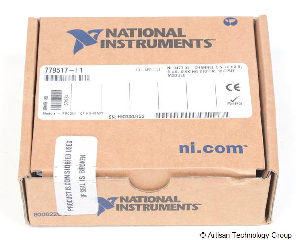 National Instruments NI 9477 32-Channel Sinking Digital Output Module