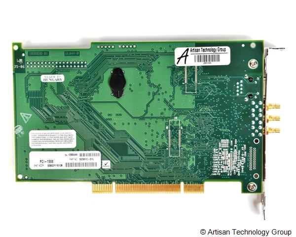 National Instruments PCI-1588 Synchronization Device PCI Card