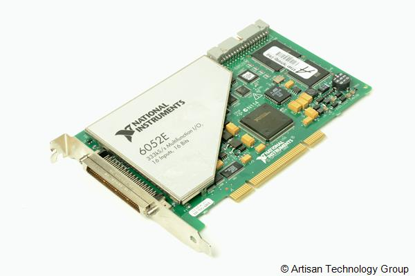 National Instruments PCI-6052E 16-Channel Analog Input Multifunction DAQ