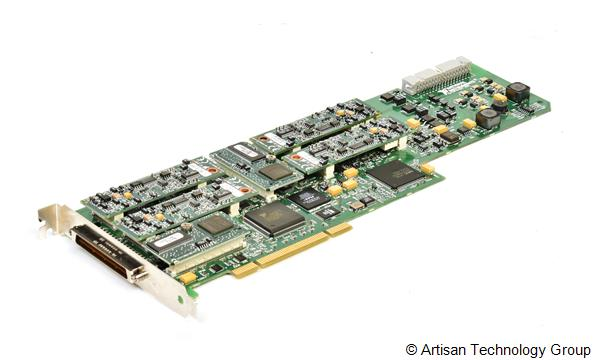National Instruments PCI-6115 12-Bit 10 MS/s/ch Simultaneous-Sampling Multifunction DAQ Card
