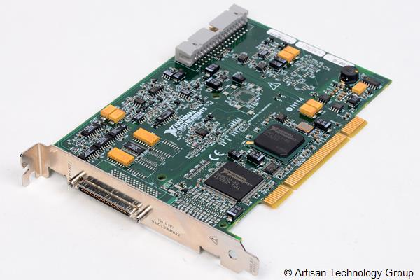 National Instruments PCI-6221 Multifunction Data Acquisition Board (VHDCI)