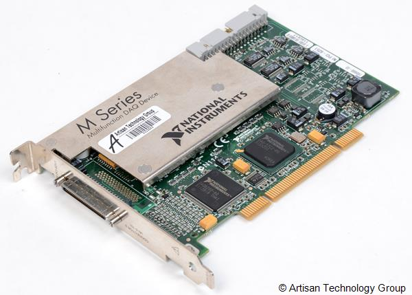 National Instruments PCI-6251 16-Bit Multifunction DAQ Module
