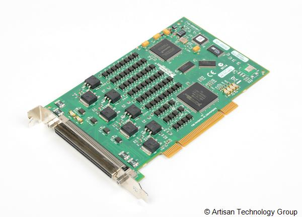 National Instruments PCI-6512 Low-Cost Industrial Digital I/O Module