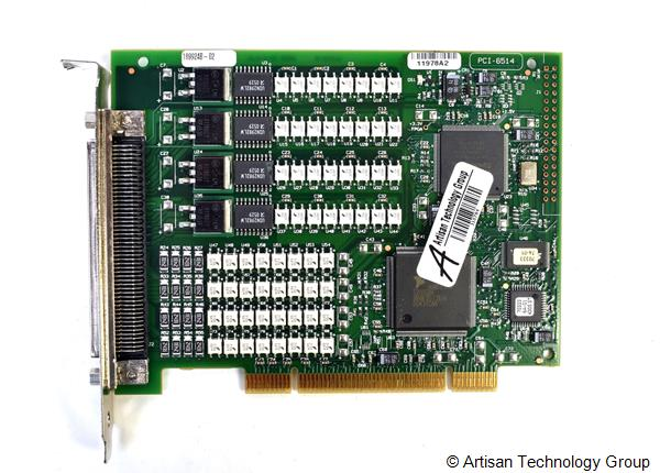 National Instruments PCI-651x Low-Cost Industrial Digital I/O