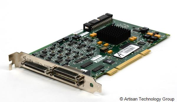 National Instruments PCI-7833R R Series Multifunction RIO With Virtex-II 3M Gate FPGA