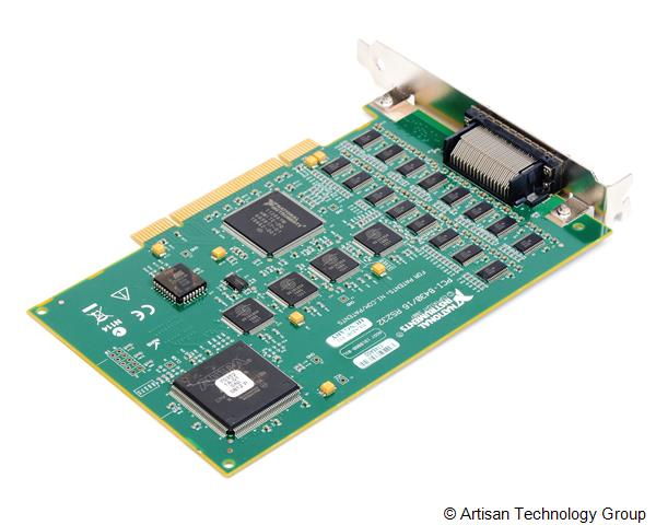 National Instruments PCI-8430/4 High-Performance 4-Port Serial Interface (RS232)