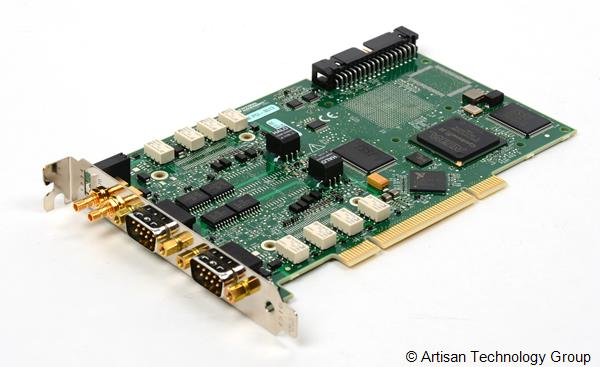 National Instruments PCI-8513/2 2-Port Software-Selectable/FD NI-XNET CAN PCI Interface