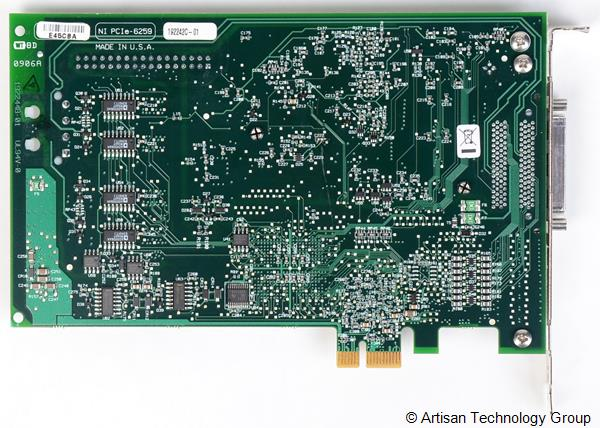 National Instruments M Series PCIe High-Speed Multifunction Data Acquisition Modules