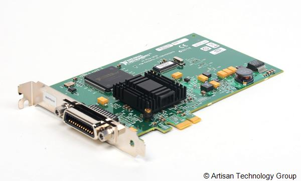 National Instruments PCIe-GPIB Controller for PCI Express