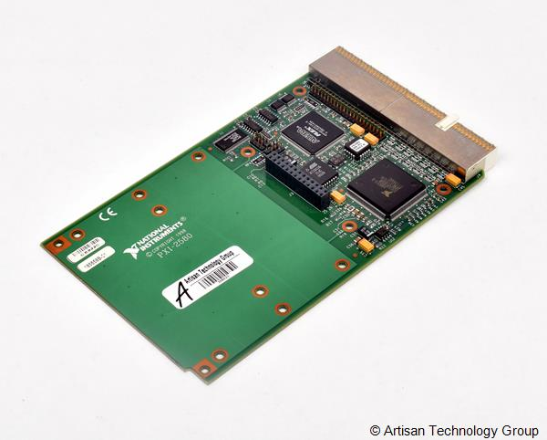 National Instruments PXI-2580 Mother Board for the PXI-2590